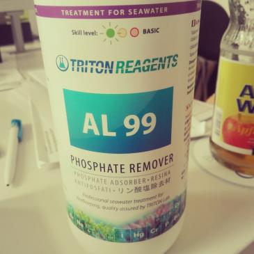 Einsatz von AL99 der Firma Triton